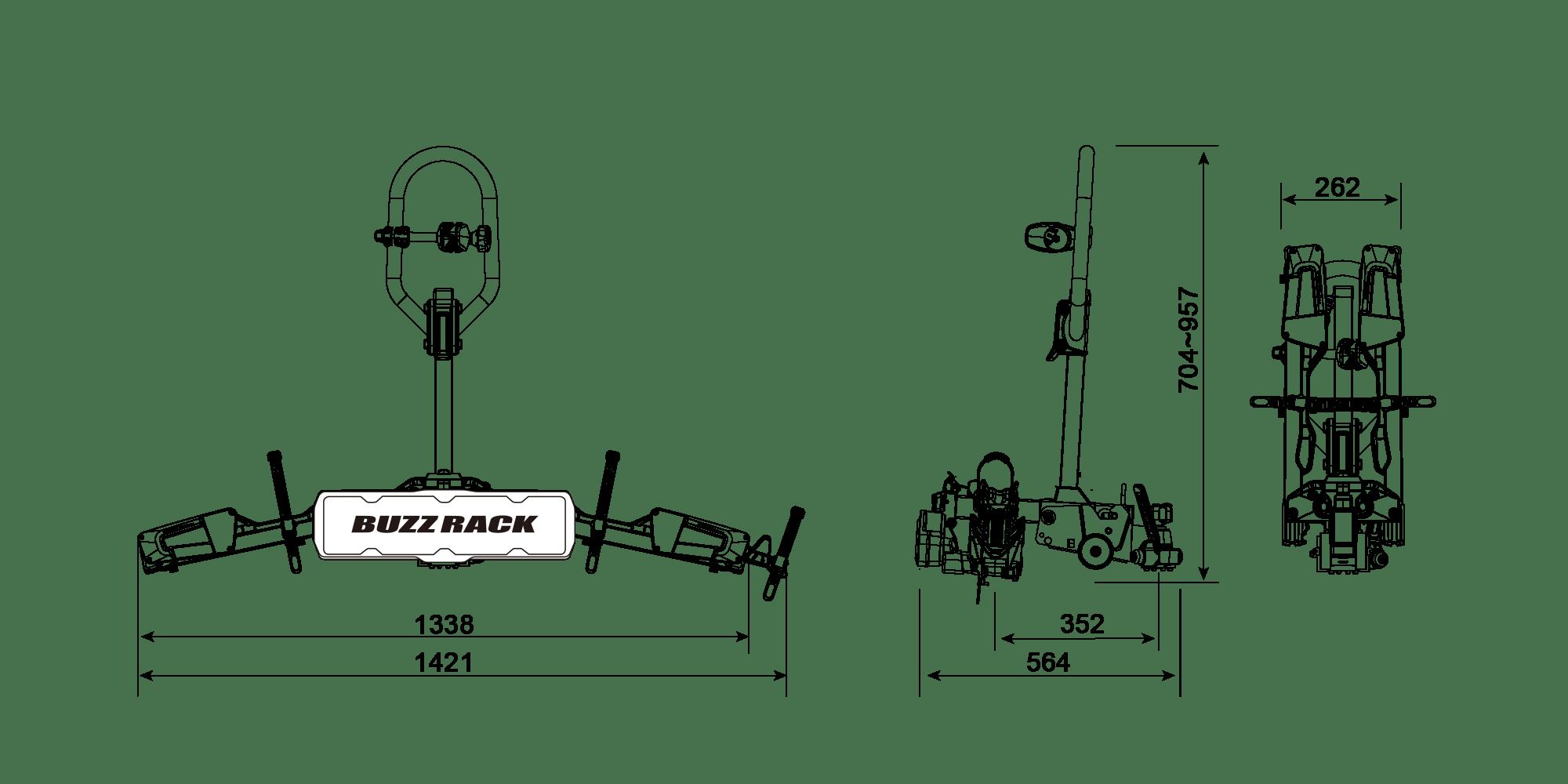 E Scorpion 1 Buzzrack
