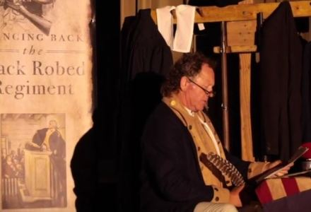 Pastor Dan Fisher Presents The Black Robed Regiment