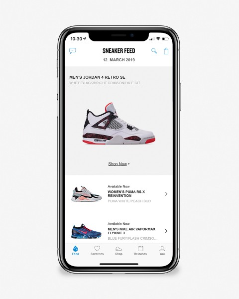 The 5 Best Sneaker Apps to Stay on Top