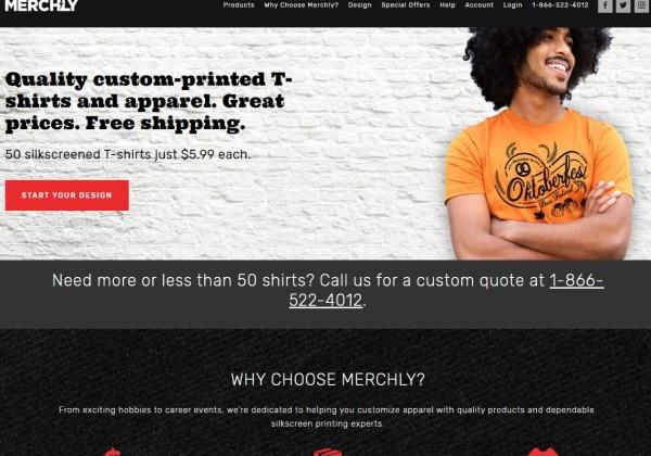 Custom Apparel Custom T-Shirt Printing Custom Merch Merchly