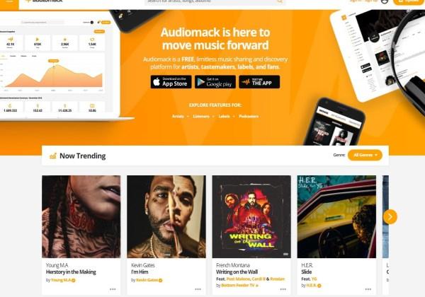 Audiomack Free Music Streaming Sharing