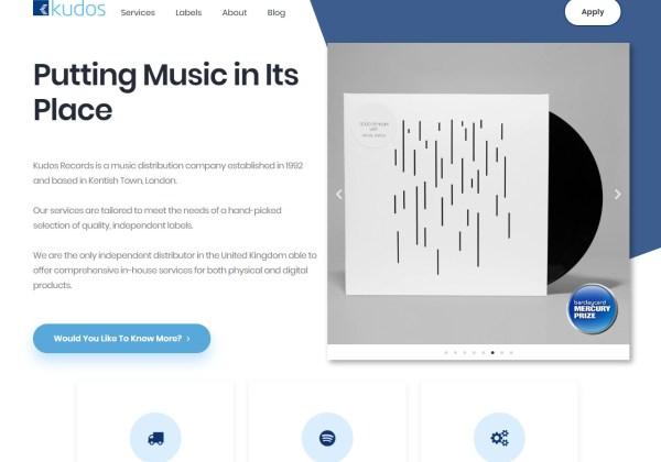 Independent Music Distribution - Kudos Distribution