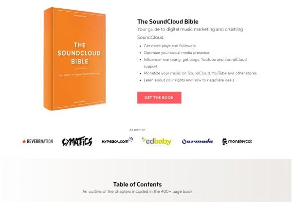 SoundCloud Bible Third Edition - Budi Voogt