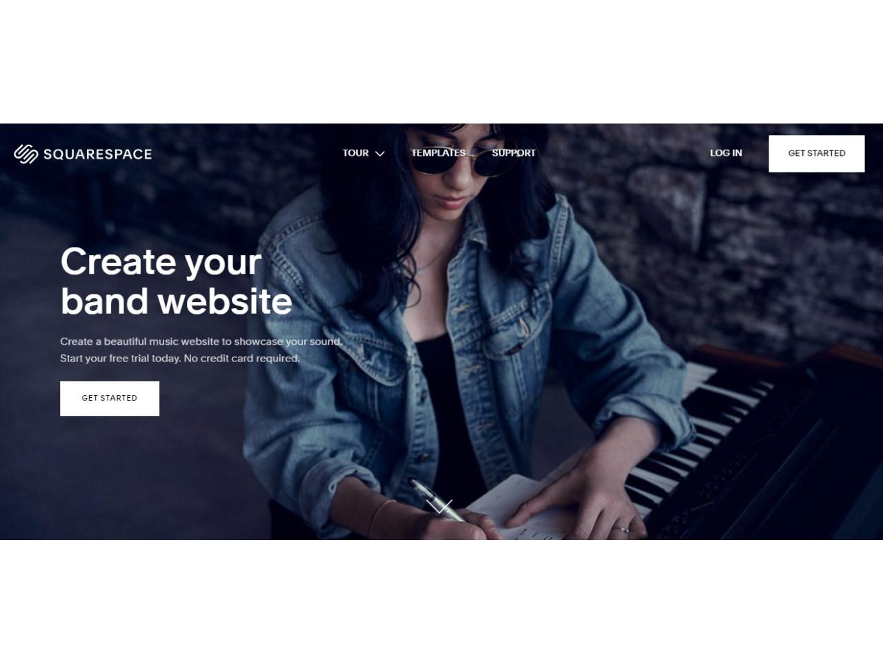 Band Website Builder - Create a Band Website – Squarespace