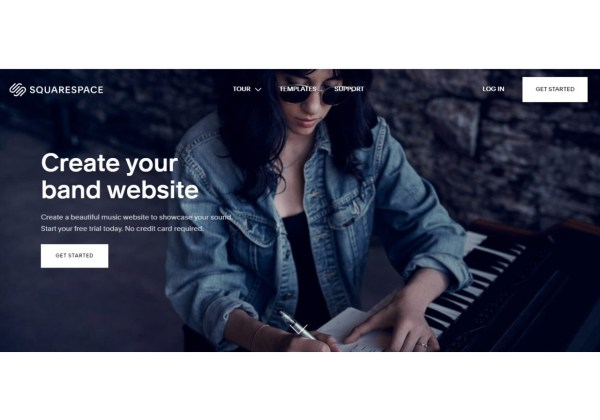 Band Website Builder - Create a Band Website – Squarespace