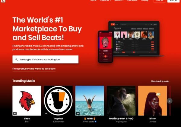 BeatStars One of the fastest growing music communities