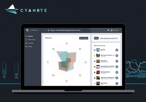cyanite.ai app