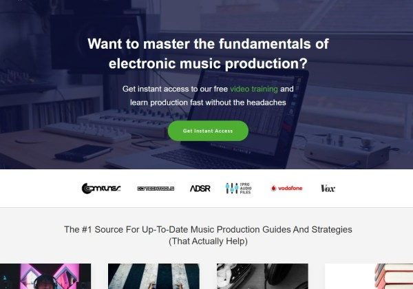 Learn How to Make Electronic Music the Smart Way - EDMProd