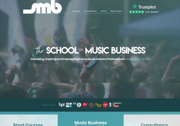 Music Business Courses London SMB The School of Music Business