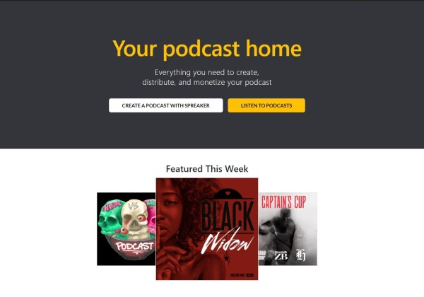 Spreaker - The simple way to create and distribute your podcast