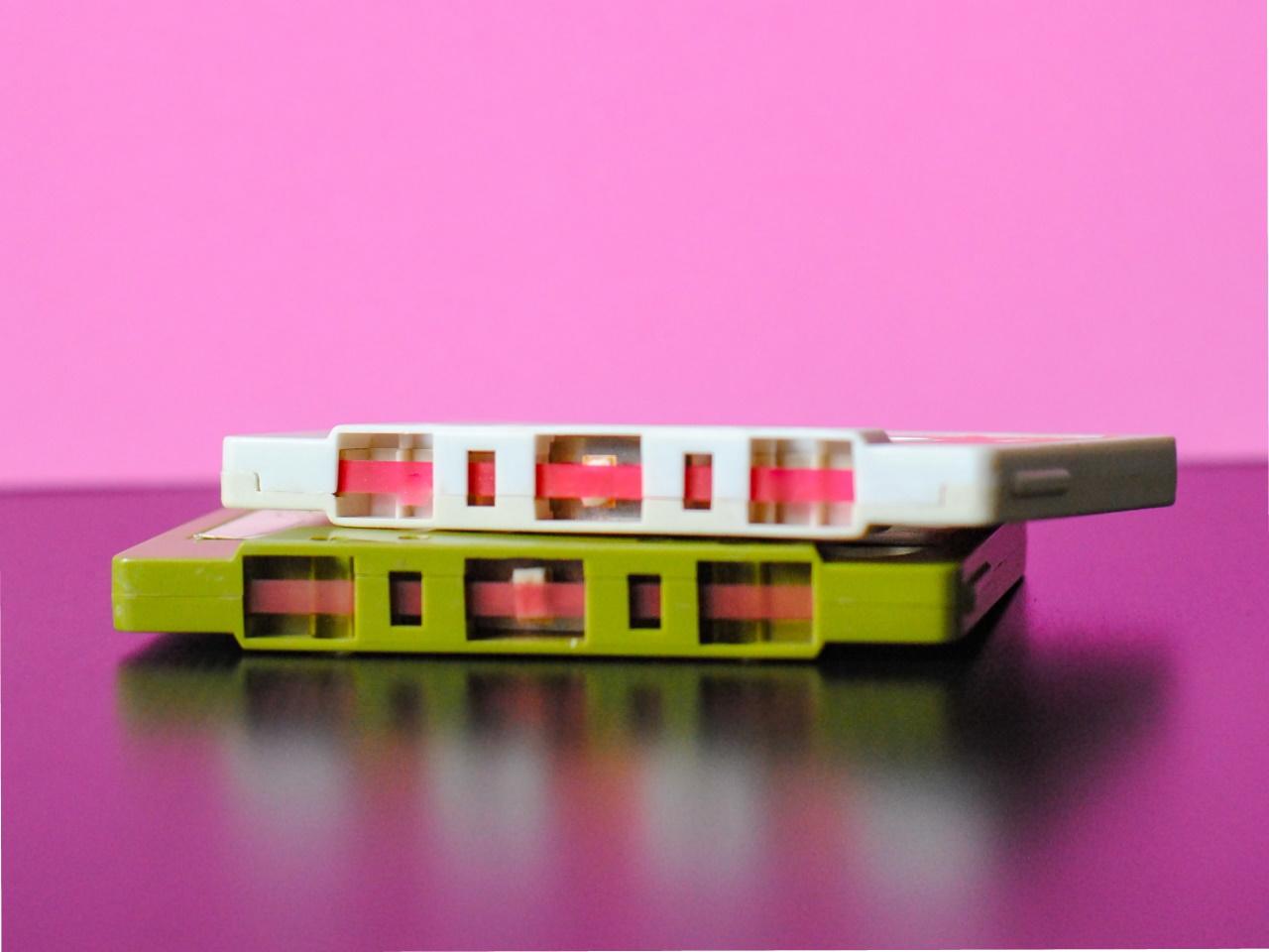 Tapeline cassette duplication