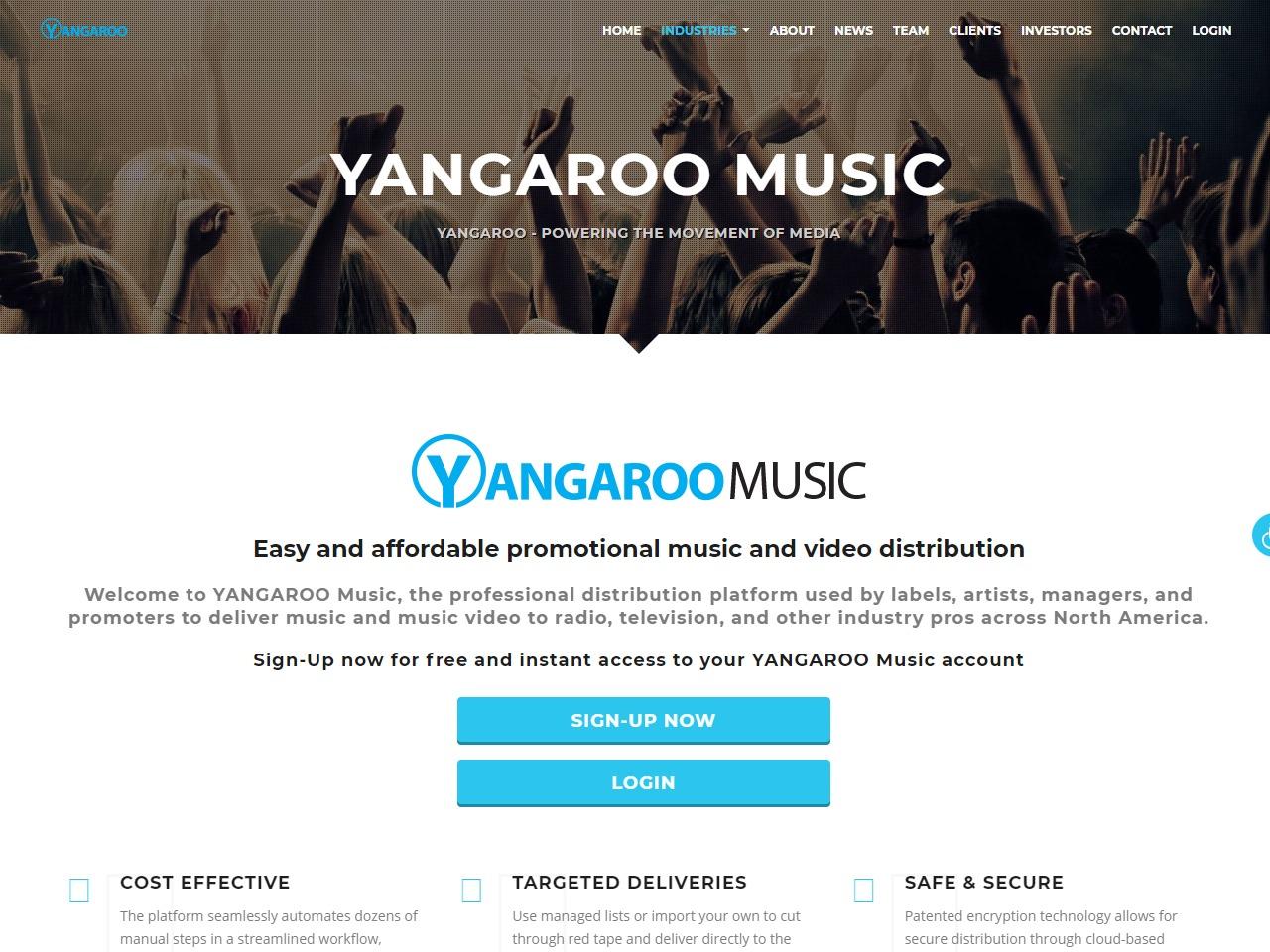 yangaroo us. radio promotions