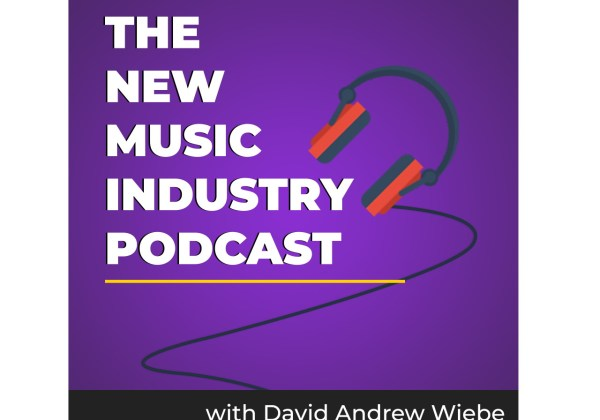 new music industry podcast