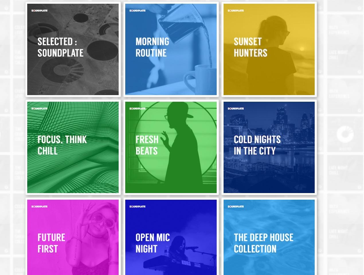 Submit Music For Spotify Deezer Playlists Soundplate