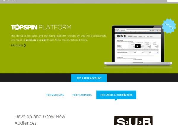 topspin media dtf platform