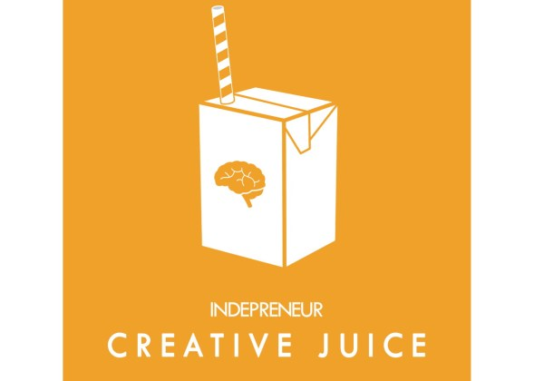 indepreneur creative juice podcast