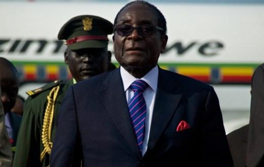 Zimbabwe Declares Mugabe's Birthday Public Holiday