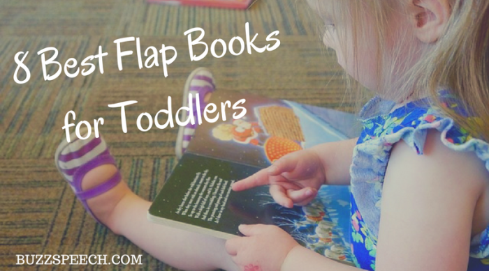 toddler flap books