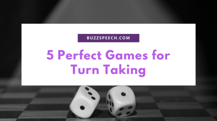 Games for Turn Taking