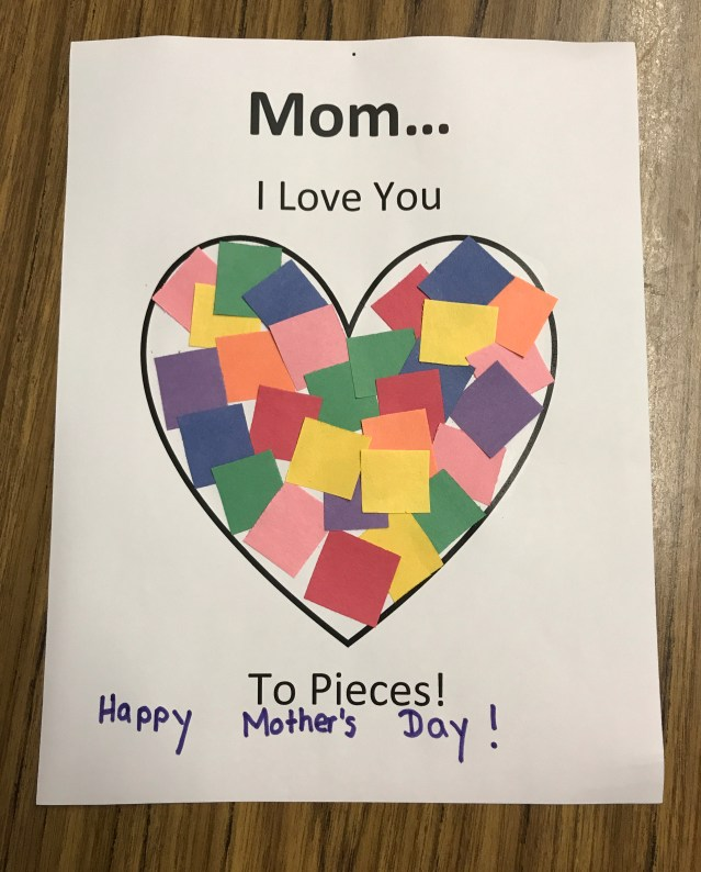 Easy Mother's Day Craft