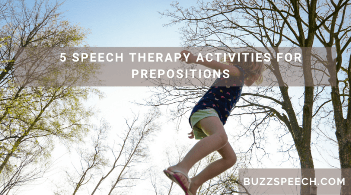 speech therapy activities for prepositions