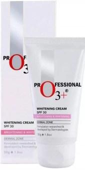 O3+ SPF 30 Whitening Cream for Skin Brightening