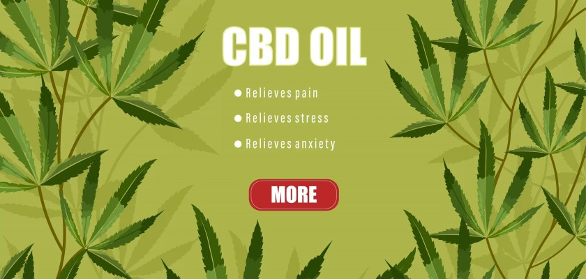 CBD oil to improve anxiety and improve mood