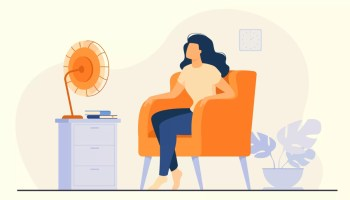 How to reduce body heat naturally, homemade tips to cool off your body