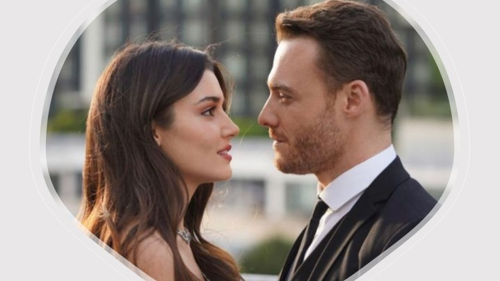 Hande Ercel & Kerem Bürsin marriage proposal