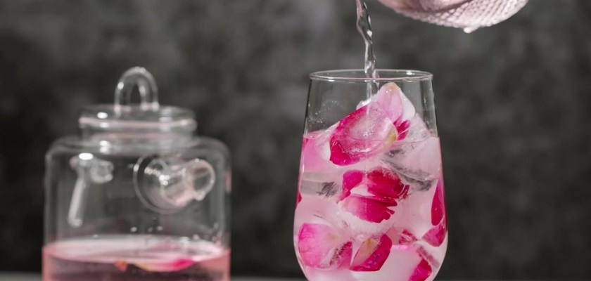Rose water for Hair growth and dandruff, keep your hair healthy naturally
