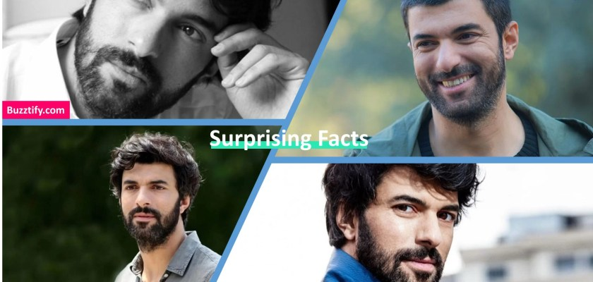 Engin Akyurek biography girlfriend wife age height networth in shirt and stubble look