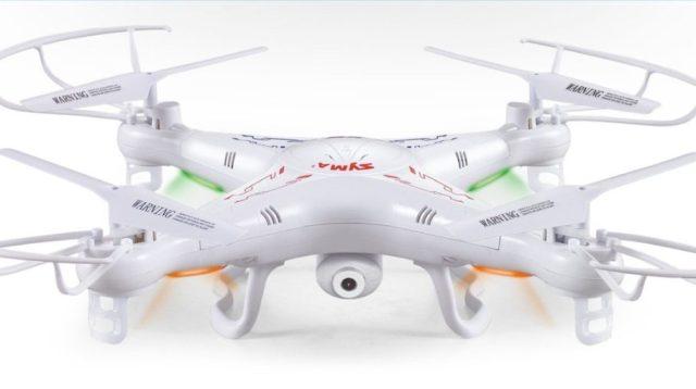 mini drone camera syma x5c
