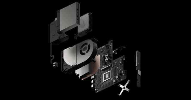 projet scorpio xbox one