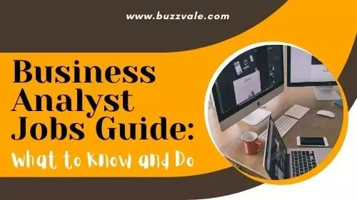 business analyst job guide