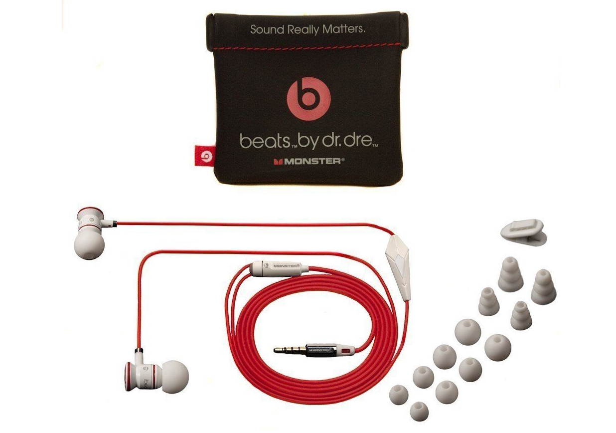 Beats by Dr.Dre in Ear Head Phones