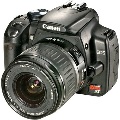 Canon Rebel XT DSLR