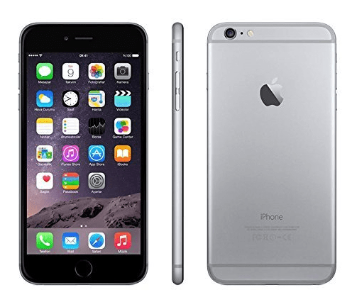 Apple iPhone 6 Plus (Space Gray)