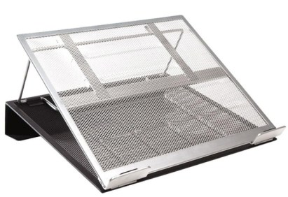 Mesh Workspace (82410) Laptop Stand By Rolodex