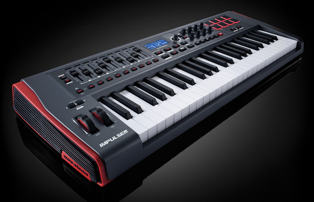 Novation Impulse