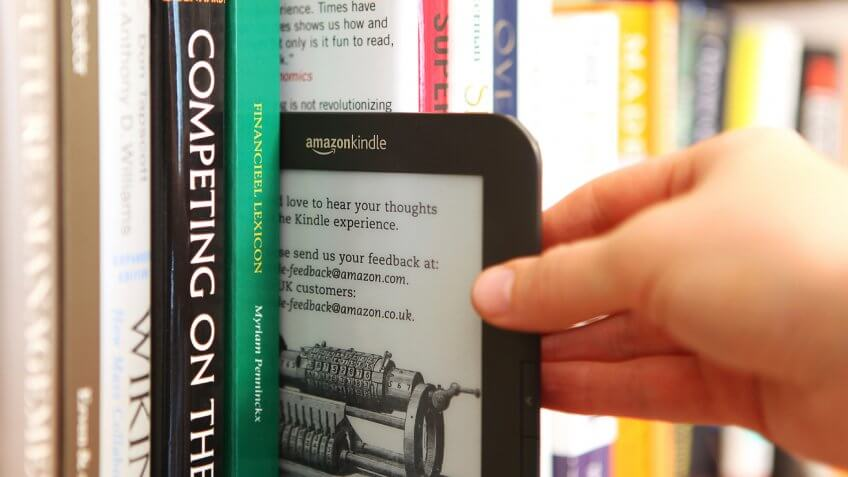 Publica libros Kindle en formato digital