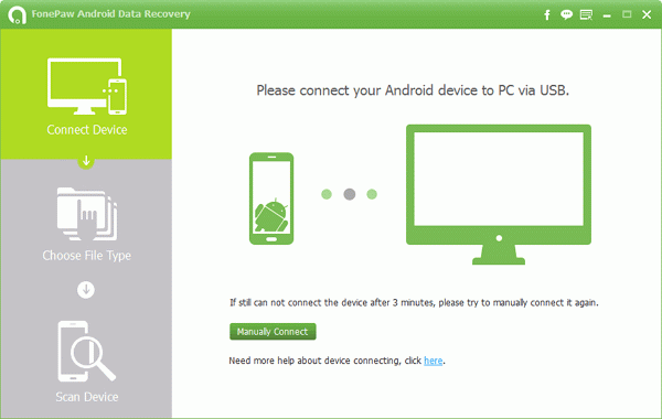 Conectar Android a PC