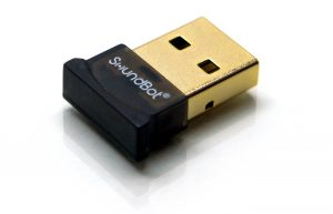 Soundbot SB340 Universal Bluetooth 4.0 USB adapter