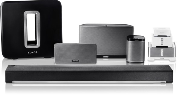 Sonos Home Music Streaming System