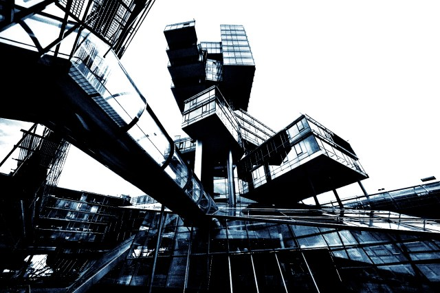 The_building_of_the_Nord_LB_Bank,_Hannover,_Germany