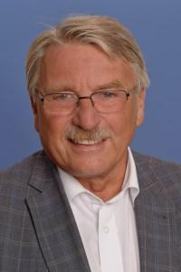 Heinz Kuntke erster Vorsitzender