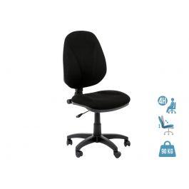 fauteuil de bureau startup sans accoudoir noir