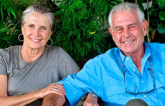 Nancy Heitel and Brian Malk