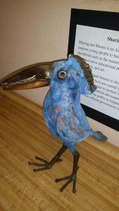 Paul Weber metal birds 2
