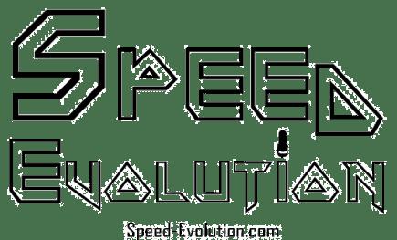 speed evo logo transparent