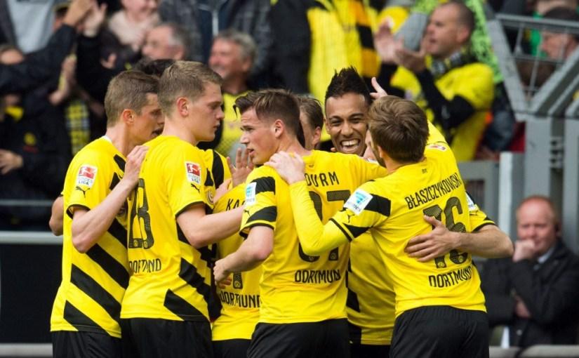 Event: Der Klassiker – Dortmund @ Bayern – October 4